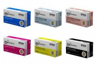 EPSON PPー100シリーズ用 純正インク 税別1個単価¥3,850円 6色セットで税別1個単価¥3,800円