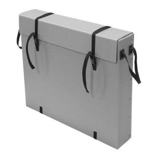 【短納期・1ケース】パネルケース続き蓋型・A1サイズ10枚用(厚型)