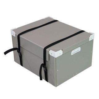 【短納期・1ケース】機材収納ケース(PCなど精密機器の運搬に)