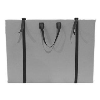 【短納期・1ケース】パネルケース弁当箱型・B2サイズ5枚用(薄型)