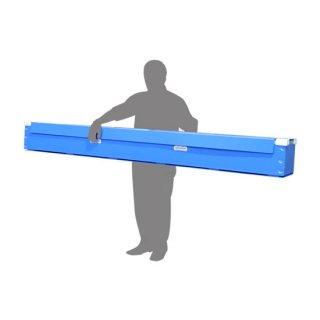 【短納期・1ケース】廃蛍光灯回収ケース・大・折畳型