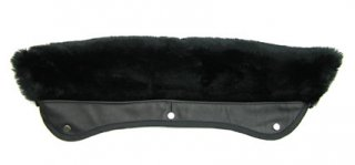 <img class='new_mark_img1' src='https://img.shop-pro.jp/img/new/icons24.gif' style='border:none;display:inline;margin:0px;padding:0px;width:auto;' />Schott 618M Faux Fur Collar Attachment BLACK