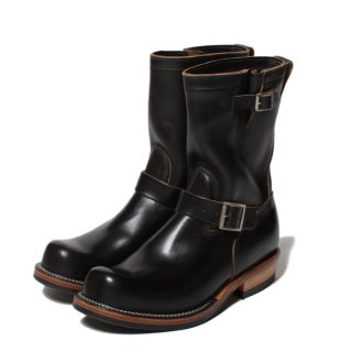 <img class='new_mark_img1' src='https://img.shop-pro.jp/img/new/icons20.gif' style='border:none;display:inline;margin:0px;padding:0px;width:auto;' /> VIBERG BOOT 83 ENGINEER BOOTS  Chromexcel Black x Vibram 705 Sole x Cat's Paw Heel