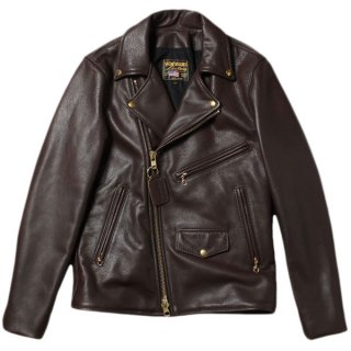 <img class='new_mark_img1' src='https://img.shop-pro.jp/img/new/icons14.gif' style='border:none;display:inline;margin:0px;padding:0px;width:auto;' /> VANSON C2 SLIM FITTED SOFT COW LEATHER - Rayon Lining