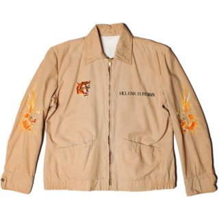 <img class='new_mark_img1' src='https://img.shop-pro.jp/img/new/icons47.gif' style='border:none;display:inline;margin:0px;padding:0px;width:auto;' />1960's VIET NAM JACKET BEIGE COLOR