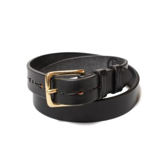 <img class='new_mark_img1' src='https://img.shop-pro.jp/img/new/icons24.gif' style='border:none;display:inline;margin:0px;padding:0px;width:auto;' />JABEZ CLIFF STIRRUP LEATHER BELT narrow 2.8cm幅