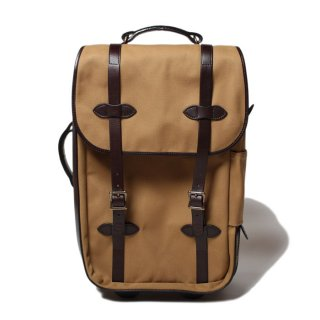 <img class='new_mark_img1' src='https://img.shop-pro.jp/img/new/icons24.gif' style='border:none;display:inline;margin:0px;padding:0px;width:auto;' />FILSON Rugged Twill Rolling Carry-On Bag MEDIUM TAN #70323