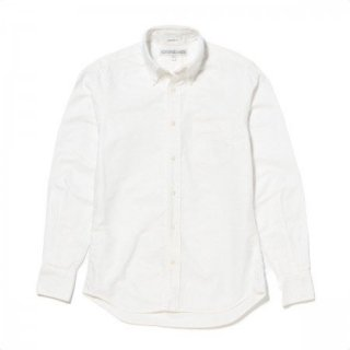 <img class='new_mark_img1' src='https://img.shop-pro.jp/img/new/icons47.gif' style='border:none;display:inline;margin:0px;padding:0px;width:auto;' />INDIVIDUALIZED SHIRTS STANDARD FIT LONG SLEEVE REGATTA OXFORD WHITE