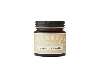 COOL GREASE SUPERIORE - POMADE - VANILLA (80g)