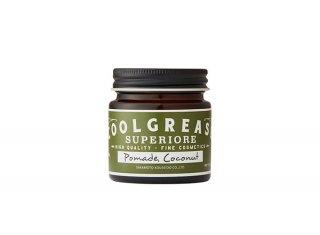 COOL GREASE SUPERIORE - POMADE - COCONUT (80g)