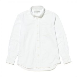 <img class='new_mark_img1' src='https://img.shop-pro.jp/img/new/icons47.gif' style='border:none;display:inline;margin:0px;padding:0px;width:auto;' />INDIVIDUALIZED SHIRTS STANDARD FIT LONG SLEEVE GREAT AMERICAN OXFORD WHITE