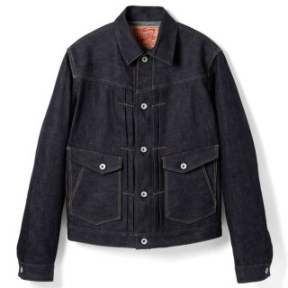 <img class='new_mark_img1' src='https://img.shop-pro.jp/img/new/icons24.gif' style='border:none;display:inline;margin:0px;padding:0px;width:auto;' />STEVENSON OVERALL CO. FRONT PLEATED WORK JACKET - Rancher (202) RIGID