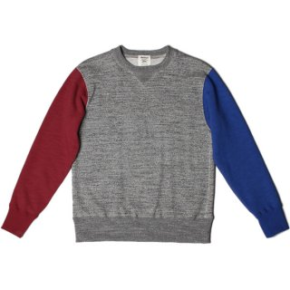 <img class='new_mark_img1' src='https://img.shop-pro.jp/img/new/icons20.gif' style='border:none;display:inline;margin:0px;padding:0px;width:auto;' />Jackman GG Sweat Crewneck Charcoal Trico (JM7872)