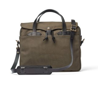<img class='new_mark_img1' src='https://img.shop-pro.jp/img/new/icons47.gif' style='border:none;display:inline;margin:0px;padding:0px;width:auto;' />FILSON ORIGINAL BRIEF CASE - ROOT BROWN