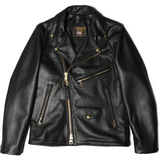 <img class='new_mark_img1' src='https://img.shop-pro.jp/img/new/icons14.gif' style='border:none;display:inline;margin:0px;padding:0px;width:auto;' />VANSON C2 SLIM FITTED SOFT COW LEATHER BLACK