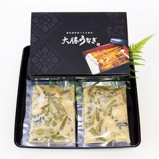 奄美大島ご当地グルメ みそ鰻|大勝うなぎ