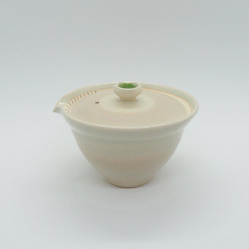 宝瓶 茶きゅうす(グリーン)