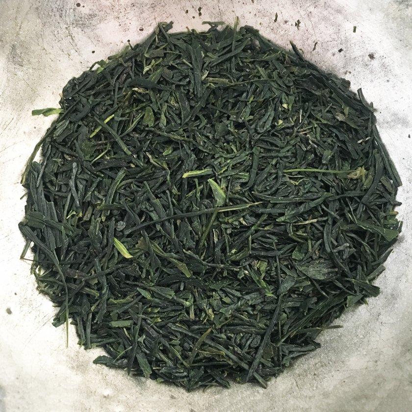 種子島新茶「松寿」