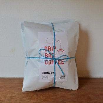 ドリップバッグコーヒー<深煎りブレンド/シングルオリジン 5袋 詰め合わせ>