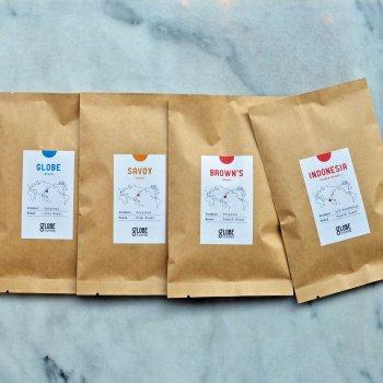 [オンラインストア限定]コーヒー豆お試しセット《クリックポストで送料無料》 80g×4種類