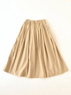 Dana Faneuil D8318101 タックフレアースカート(LADIES)