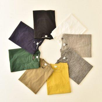 ENTRY SG  T161CB Ex/Weave S/S Tシャツ(MENS)
