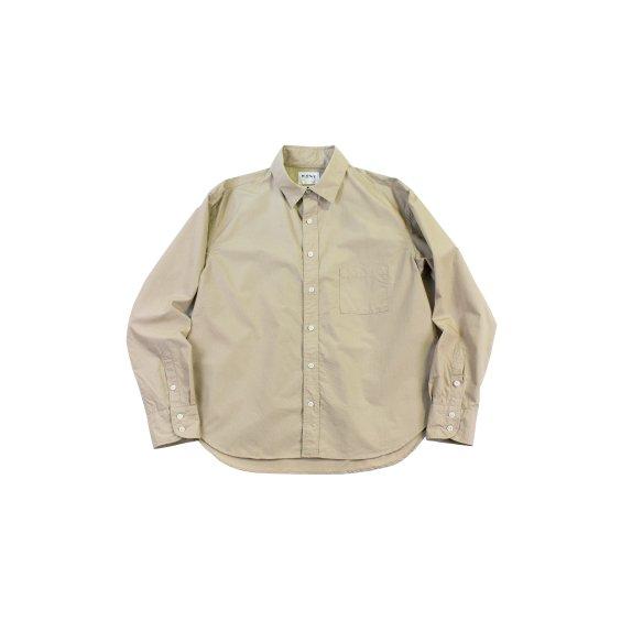 【H-SH030】Typewriter long sleeves shirt
