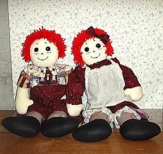 アンとアンディー