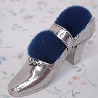 靴のピンクッション(�)