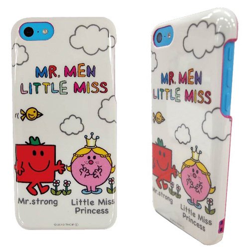 MR.MEN iPhone5C対応シェルジャケット(ベージュ) MML-41BL MM