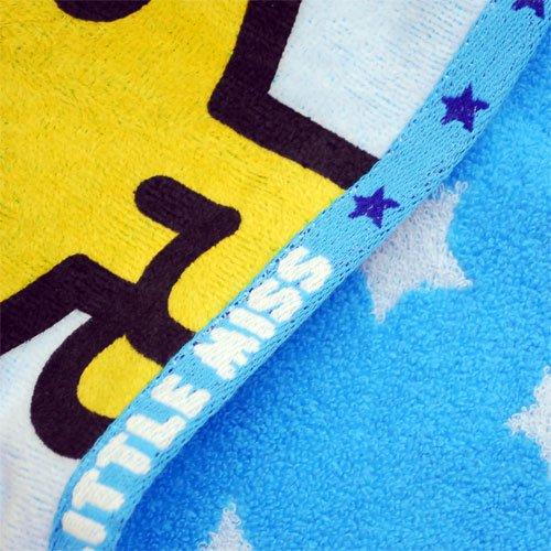 MR.MEN ウォッシュタオル(シンボリック)ブルー WE202001 MM