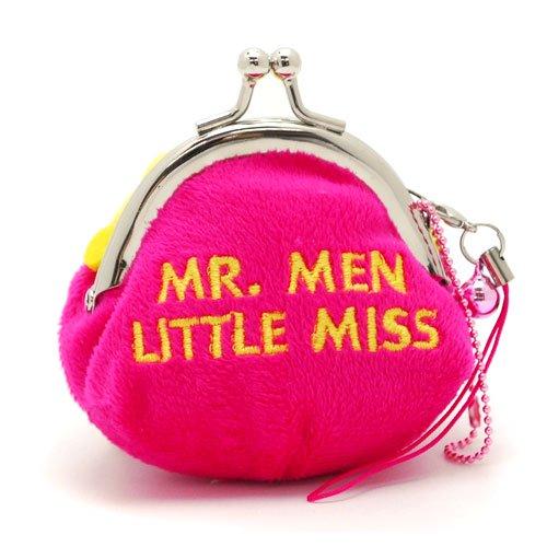 MR.MEN 【生産終了品】ミニがまぐち(リトルミス・チャッターボックス) MRM-MGM-LC MM