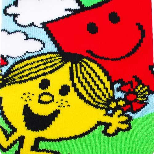 MR.MEN 【生産終了品】マルチポケット(Little Miss Sunshine&Mr.Strong) 062215-14 MM