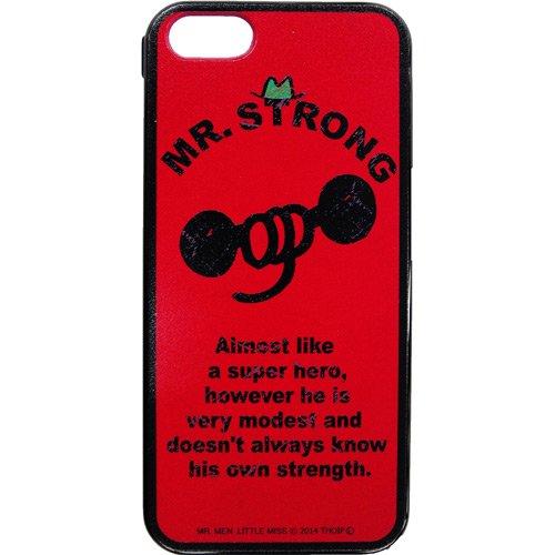 MR.MEN iPhone5/5S専用シェルジャケット(ストロング) MML-45E MM}>
