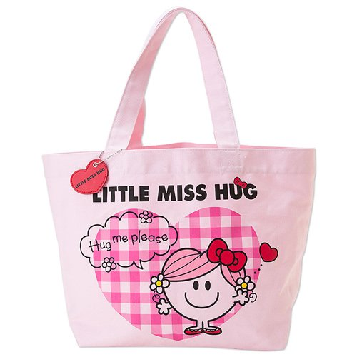 MR.MEN 【生産終了品】トートバッグ(Little Miss Hug)154903 MM}>
