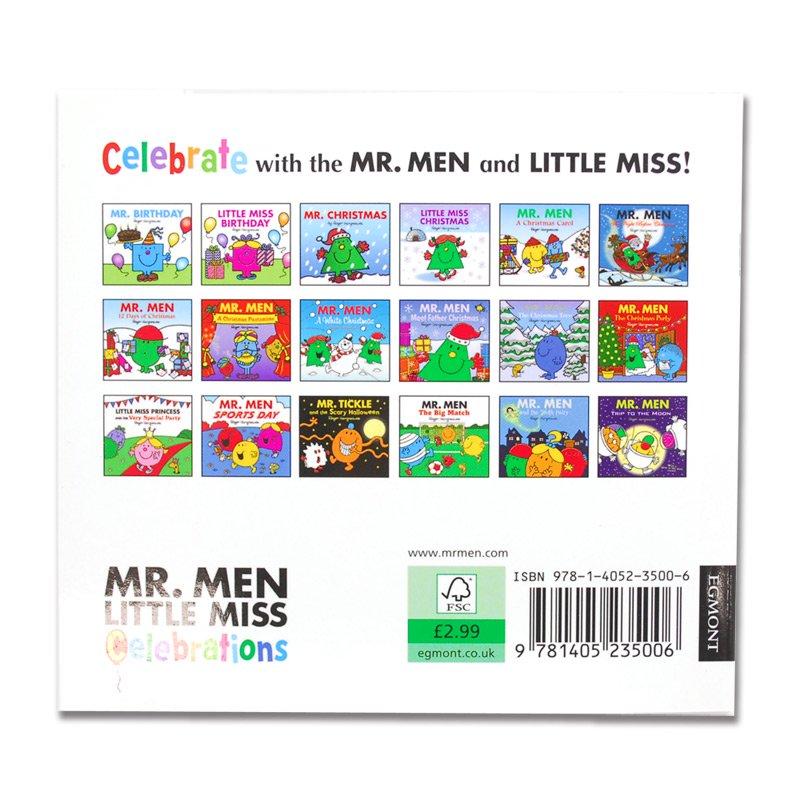 MR.MEN 【英語のえほん】Little Miss Christmas  MM