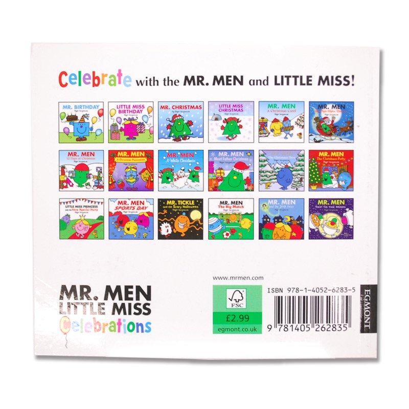 MR.MEN 【英語のえほん】Mr.Men Meet Father Christmas  MM