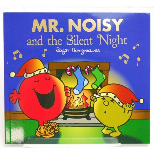 MR.MEN 【英語のえほん】Mr.Noisy and the Silent Night  MM}>