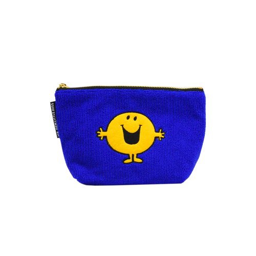 MrMen パイルポーチ(HAPPY) MR14-TPC01 MM