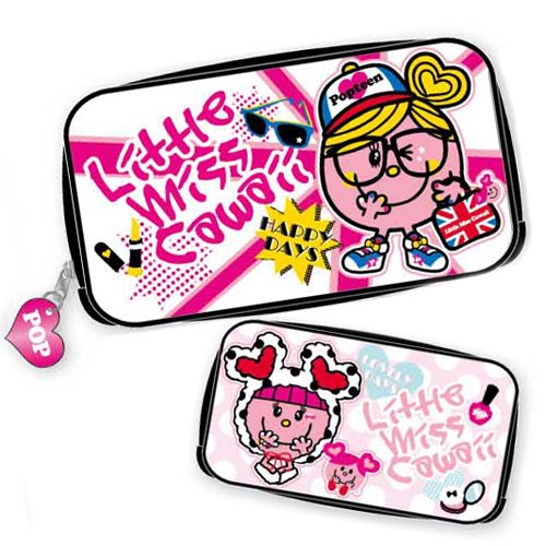 MR.MEN 【生産終了品】Popteen×Littele Miss Cawaii スクエアポーチ MM ML11977}>
