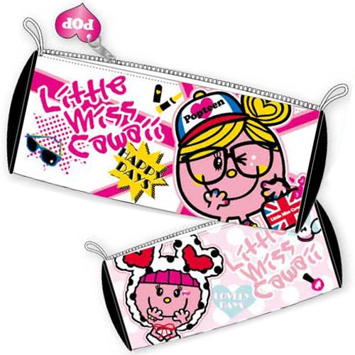 MR.MEN 【生産終了品】Popteen×Littele Miss Cawaii 筒型ポーチ MM ML11978