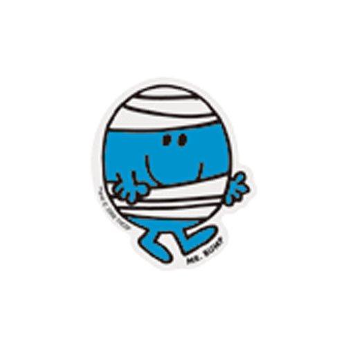 MR.MEN MLS-06 ミニステッカー MR.BUMP MM