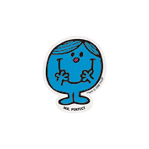 MR.MEN MLS-11 ミニステッカー MR.PERFECT MM}>
