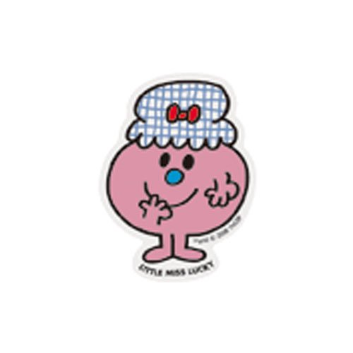 MR.MEN MLS-18 ミニステッカー LITTLE MISS.LUCKY MM}>