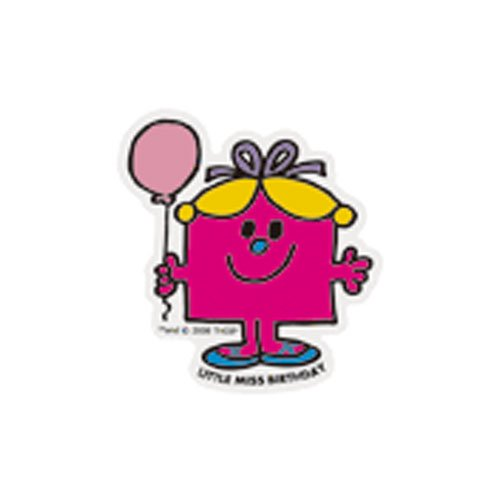 MR.MEN MLS-24 ミニステッカー LITTLE MISS.BIRTHDAY MM}>