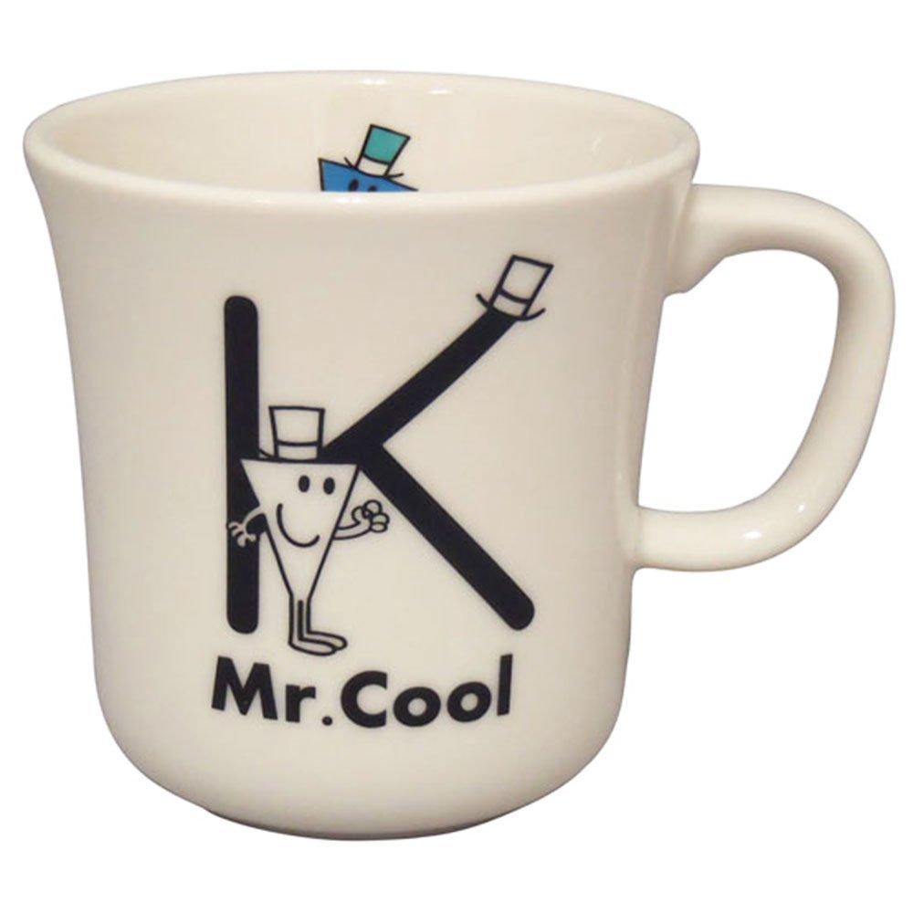 MR.MEN 【生産終了品】イニシャルマグ(K) MR100-11K MM