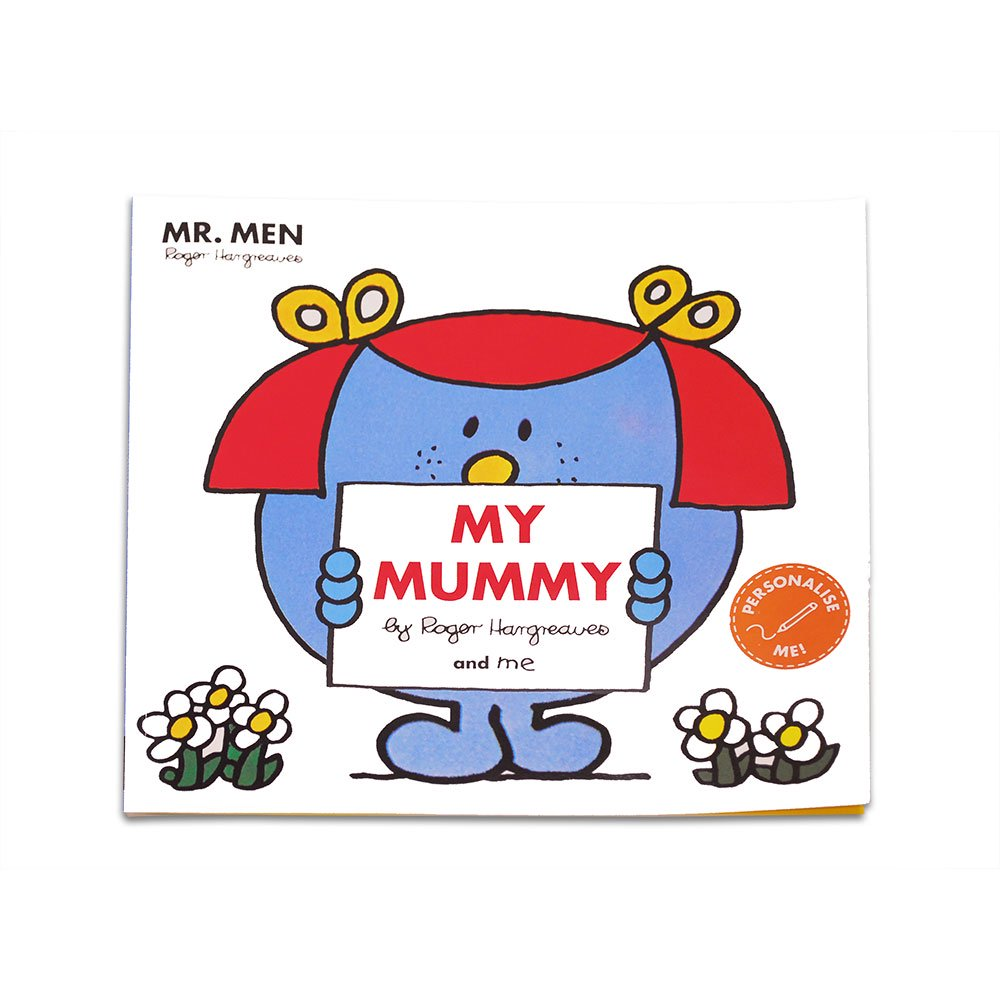 MR.MEN 【英語の絵本】My Mummy (Mr. Men and Little Miss Picture Books)  MM