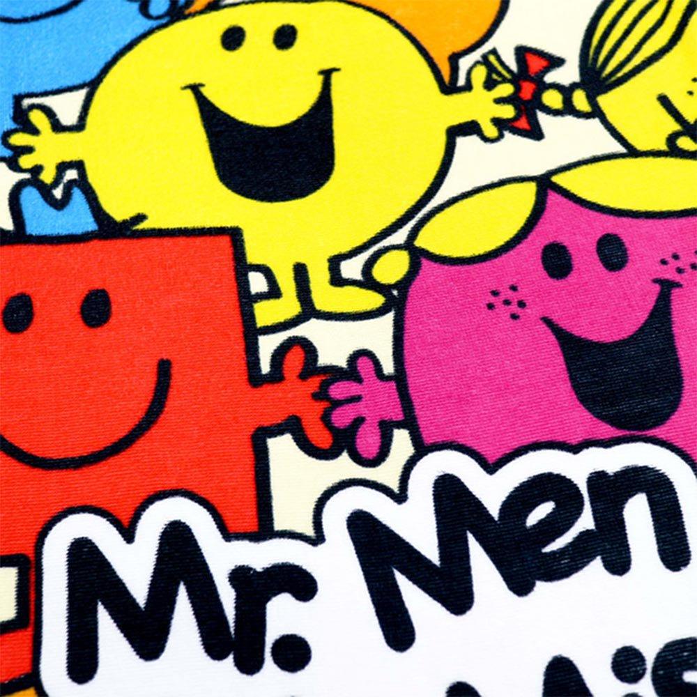 MR.MEN 80丈スナップ付きタオル(ミスターメンフレンズ)3095003600 MM