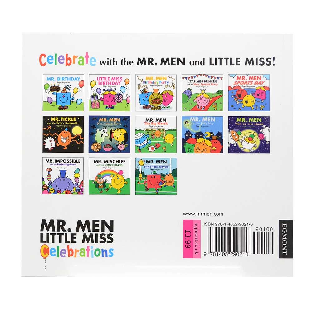 MR.MEN 【英語のえほん】Little Miss Birthday  MM