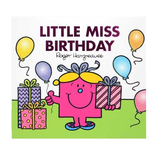 MR.MEN 【英語のえほん】Little Miss Birthday  MM}>